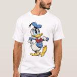 Mickey principal pone en cortocircuito el pato playera