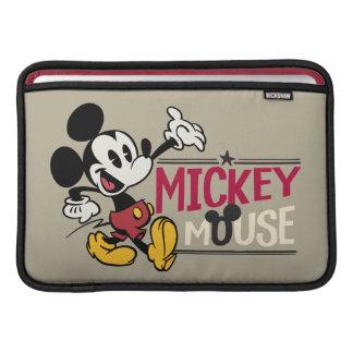 Mickey principal pone en cortocircuito el | que fundas MacBook