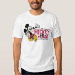 Mickey principal pone en cortocircuito el | que playeras