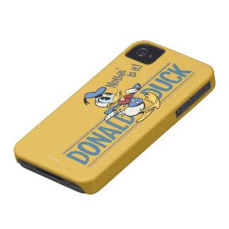 Mickey principal pone en cortocircuito el tiro funda para iPhone 4 de Case-Mate