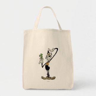 Mickey principal pone en cortocircuito la cabeza bolsa tela para la compra