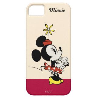 Mickey principal pone en cortocircuito la mano del iPhone 5 carcasa