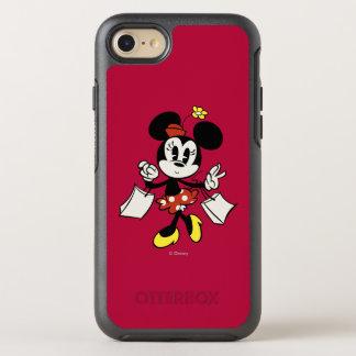 Mickey principal pone en cortocircuito las compras funda OtterBox symmetry para iPhone 7