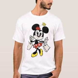 Mickey principal pone en cortocircuito las compras playera