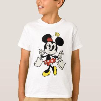 Mickey principal pone en cortocircuito las compras remera