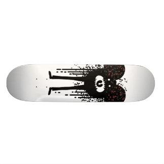 Mickey scream skateboard