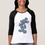 """Mickey   Who Says We Have To Grow Up? 2 T-Shirt<br><div class=""""desc"""">A  silhouette of Mickey Mouse with a fun font on top stating &quot;Who says we have to grow up?&quot;</div>"""