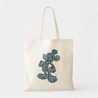 Mickey | Who Says We Have To Grow Up? Tote Bag