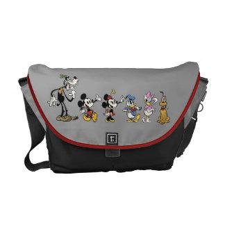 Mickey y amigos bolsas messenger