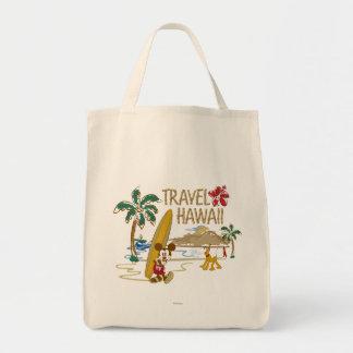Mickey y amigos el   Hawaii