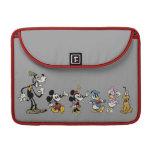 Mickey y amigos fundas para macbooks