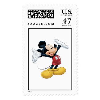 Mickey y amigos Mickey Estampilla