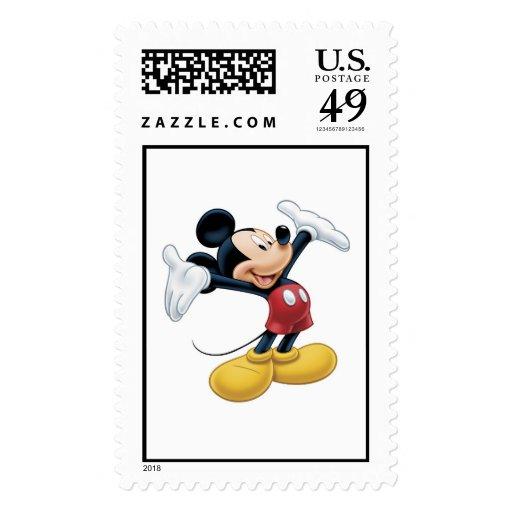 Mickey y amigos Mickey Sellos