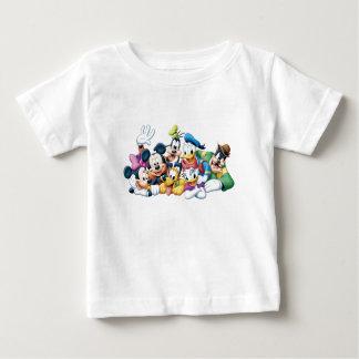 Mickey y amigos t-shirts