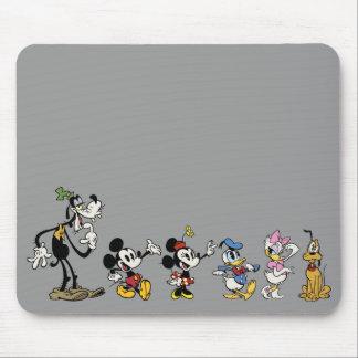 Mickey y amigos tapete de ratón