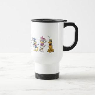 Mickey y amigos tazas de café