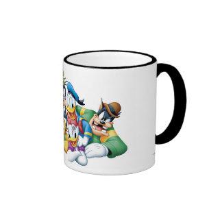 Mickey y amigos taza
