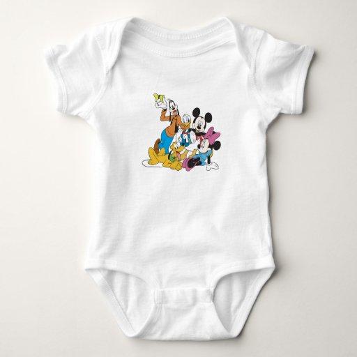 Mickey y amigos tshirts