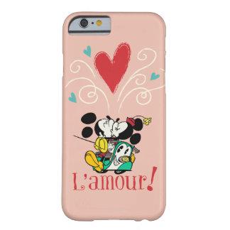 ¡Mickey y Minnie L amour