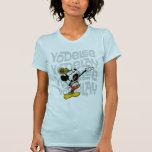 Mickey - Yodelee Yodelay Camiseta