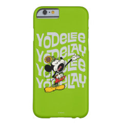 Mickey - Yodelee Yodelay iPhone 6 Case