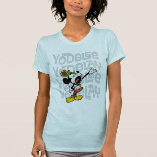 Mickey - Yodelee Yodelay Camisetas