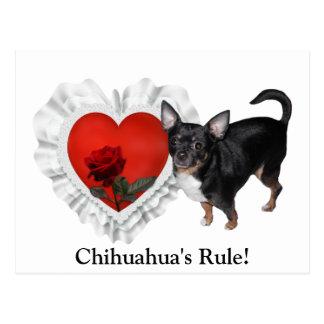 MickeyElvis Chihuahua 1 Postcards