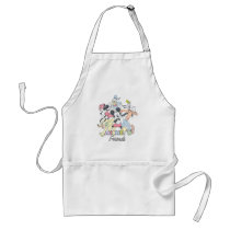 Mickey's Friends Adult Apron