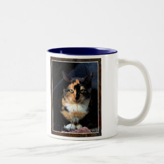 Micki Two-Tone Coffee Mug