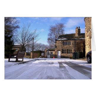 Micklethwaite Green Greeting Cards