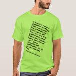Mick's log T-Shirt