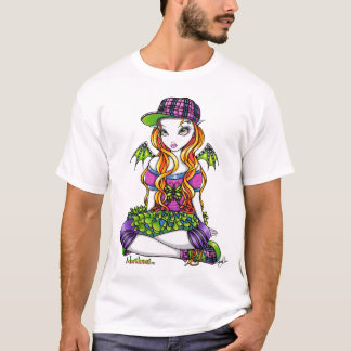 """Micky"" Punky Rainbow Fairy Art Top"