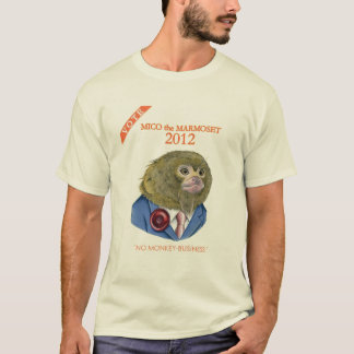 Mico For President T-Shirt
