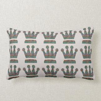 Micro Art Pattern by Navin Joshi on gifts Pillow