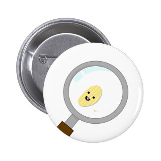 Micro Chip 2 Inch Round Button