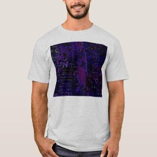 Micro-chipped T-Shirt