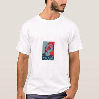 Micro fiber Muscle WAAAAH! T-Shirt