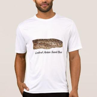 Micro-Fibra asiática central T del funcionamiento Camisetas