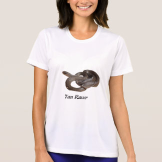 Micro-Fibra T de las señoras del corredor del Camiseta