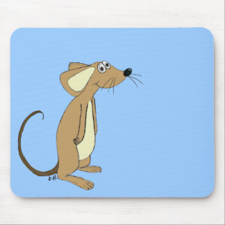 Micro Mouse Mouse Pad