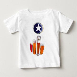MICRO QUATRE BIRRES BLANC BABY T-Shirt