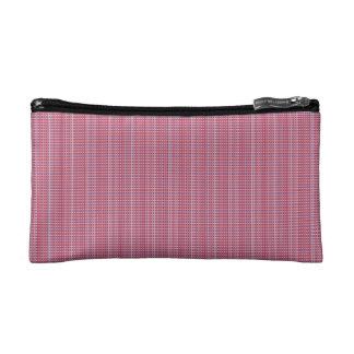 Micro USA Flag Cosmetic Bag