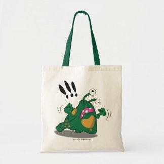 microbe tote bag