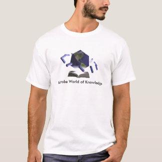 Microbe World of Knowledge, Microbe World of Kn... T-Shirt
