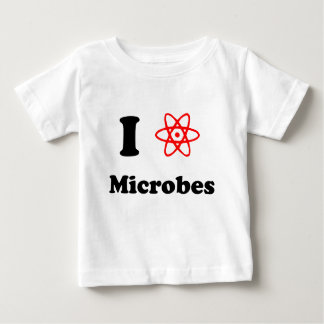 Microbes Baby T-Shirt