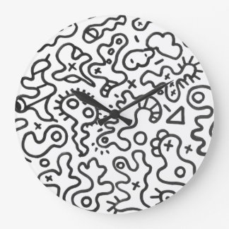 Microbes by ilya konyukhov (c) large clock