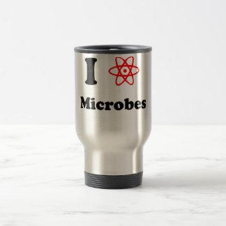 Microbes Travel Mug