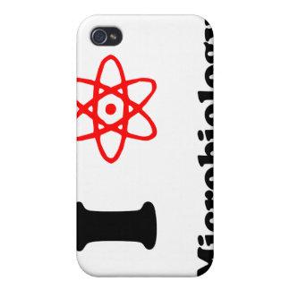 Microbiología iPhone 4 Carcasas