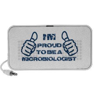 Microbiologist  design speaker