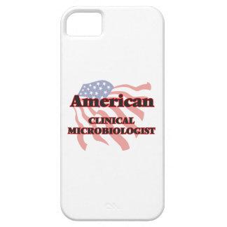 Microbiólogo clínico americano iPhone 5 funda